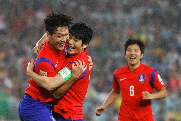 ทีมชาติเกาหลีใต้