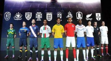 ชุดแข่งขันฟุตบอลโลก 2018