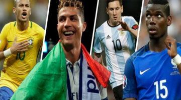 เต็งฟุตบอลโลก 2018