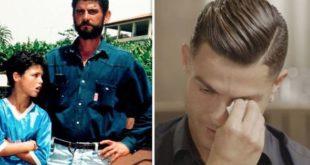 Ronaldo cry